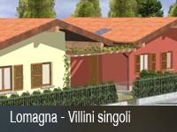 Lomagna – Villini